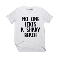 Shady Beach V-Neck