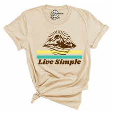 Live Simple T-Shirt