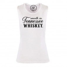 Smooth as Tennessee Whiskey Festival Muscle Tank