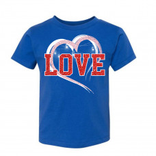 Sparkle Love Toddler T-Shirt