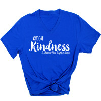 Choose Kindness V-Neck - St. Thomas More Boynton Beach