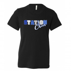 Station Cheer Option 2 Youth T-Shirt