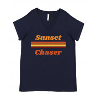 Sunset Chaser Curvy Collection V-Neck