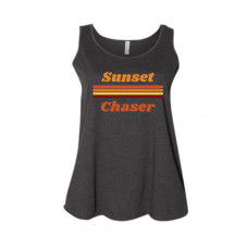 Sunset Chaser Curvy Collection Tank