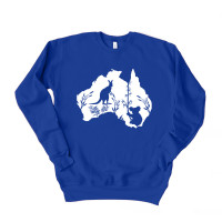 Support Australia Unisex Drop Sleeve Sweatshirt