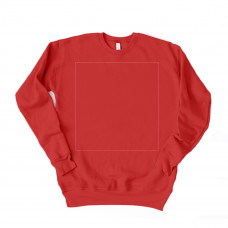 Red Sweatshirt BYOT