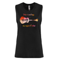 Take a Sad Song and Make it Better Festival Muscle Tank