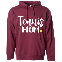 Tennis Mom Fleece Hoodie