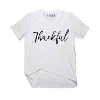 Thankful V-Neck