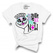 The Doctor Will See You Now Crew Neck T-Shirt