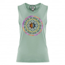 The Sun and the Moon Festival Muscle Tank