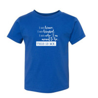 This Is Me Toddler T-Shirt