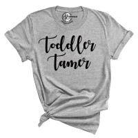 Toddler Tamer Crew Neck T-Shirt