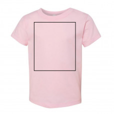 Pink Toddler T-Shirt BYOT
