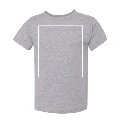 Athletic Heather Toddler T-Shirt BYOT