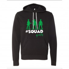 Toy Soldier Squad Goals Fleece Hoodie
