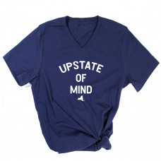 Upstate of Mind V-Neck