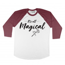 Vacation Magic Raglan