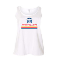 Peace & Love Van Curvy Collection Tank