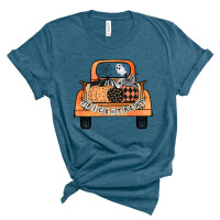 Vintage Trick or Treat Truck T-Shirt