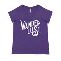 Wanderlust Curvy Collection V-Neck