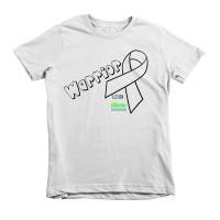 Warrior- Operation Connor Share Kids T-Shirt