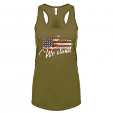 We Stand Tank Top