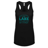 What Happens at the Lake Tank Top