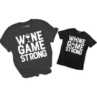 Whine Game Strong Toddler T-Shirt