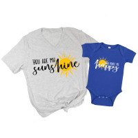 You Are My Sunshine V-Neck - Parental Hope