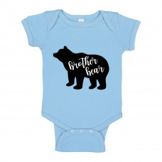 I AM THE BROTHER BEAR ONESIE