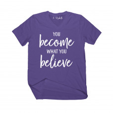 Become and Believe V-Neck
