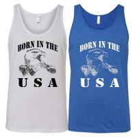Born in the USA Lightweight Tank