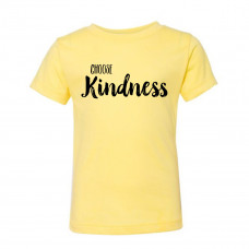 Choose Kindness Toddler T-Shirt