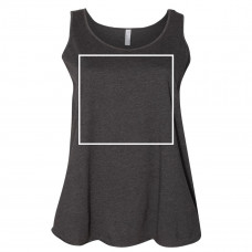 Vintage Smoke Women's Curvy Collection Tank BYOT