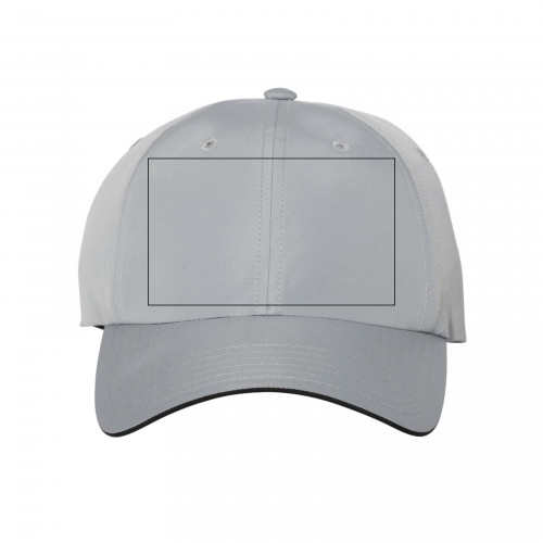 Adidas Grey Performance Relaxed Cap -BYOT