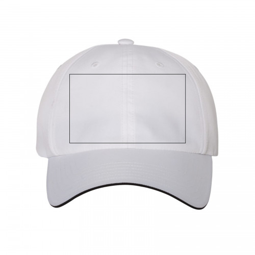 Adidas White Performance Relaxed Cap -BYOT