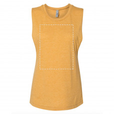 Antique Gold Festival Muscle Tank BYOT