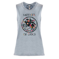 Mother of Dogs Festival Muscle Tank