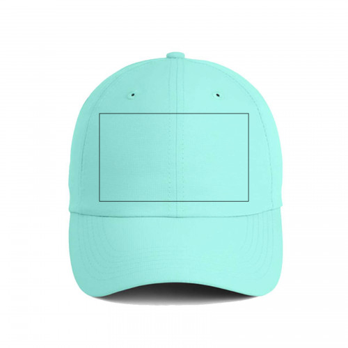 Aqua Performance Relaxed Cap -BYOT