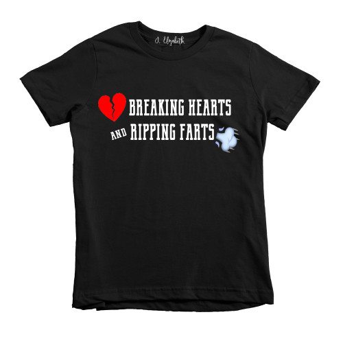 Breaking Hearts & Ripping Farts KIDS