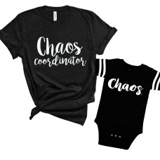 Chaos Football Onesie