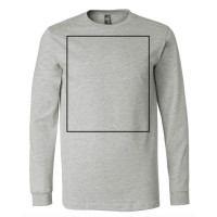 Athletic Heather Long Sleeve BYOT