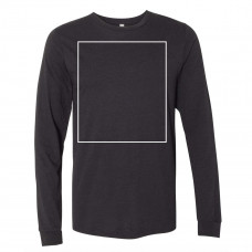 Black Heather Long Sleeve BYOT