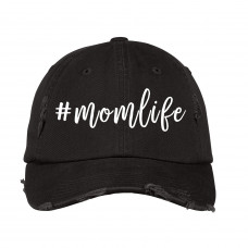 #momlife Embroidered Hat