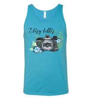Story Teller Photographer Lightweight Tank