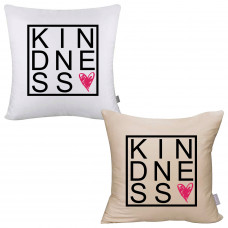 Kindness Pillow Cover