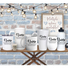 Definition of Nurse Drinkware (Multiple Options)