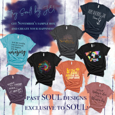 *SOUL! by JE One Month Sample Crew Neck