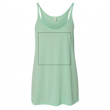 Mint Slouchy Tank Top BYOT